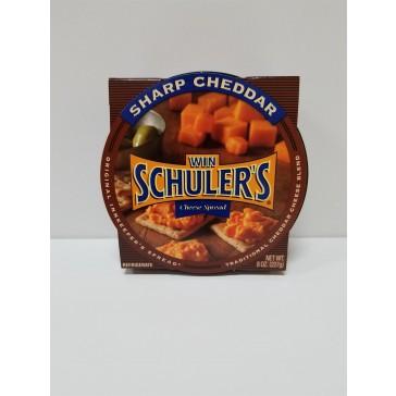 Win Schuler's Bar-Scheeze, Half Case Sharp Cheddar