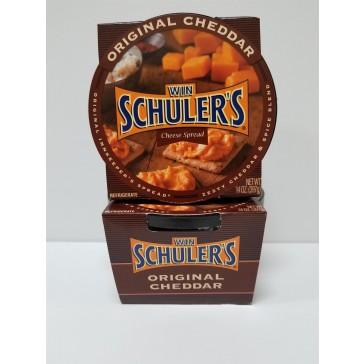 Win Schuler's Bar-Scheeze, 14 oz. Half Case