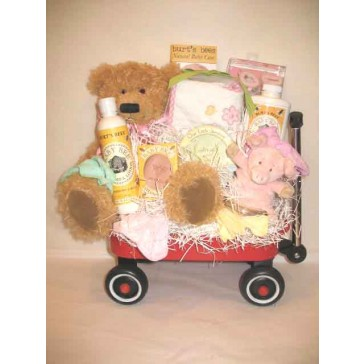 Red Wagon for Girls
