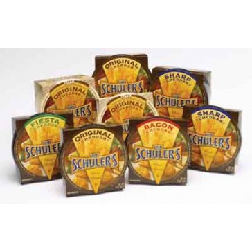Win Schuler's Bar-Scheeze, Full Case Fiesta Cheddar