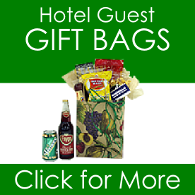 Michigan Hotel Guest Gift Bags