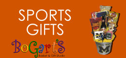 Sports Gifts from Bogart's