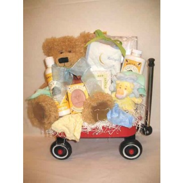 Red Wagon for Boys