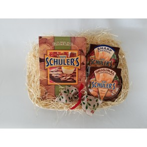 Win Schuler's Small Gift Basket