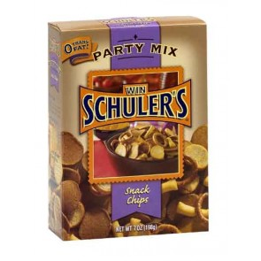 Win Schuler's Bar-Schips, Half Case Party Mix