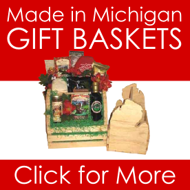 Made In Michigan Gift Baskets